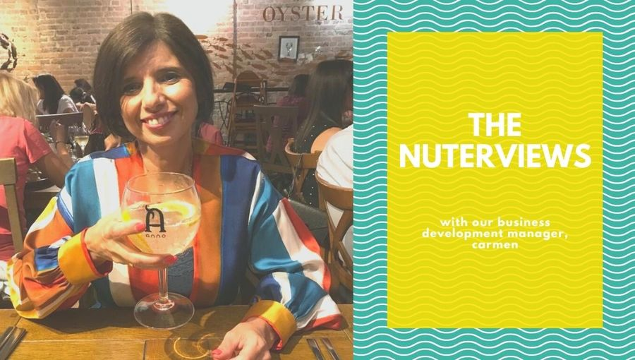 Next up in our series of interviews with members of the Nutcracker team we sit down with our Business Development Manager, Carmen Blake to explore the role she plays in our fast paced B2B marketing agency.