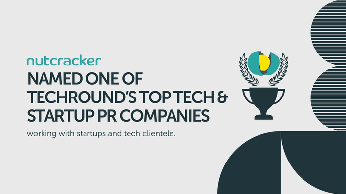 There's nothing better than a bit of industry recognition. We're super excited to have been named one of Techround's top Tech & Startup PR companies working with startups and tech clientele.