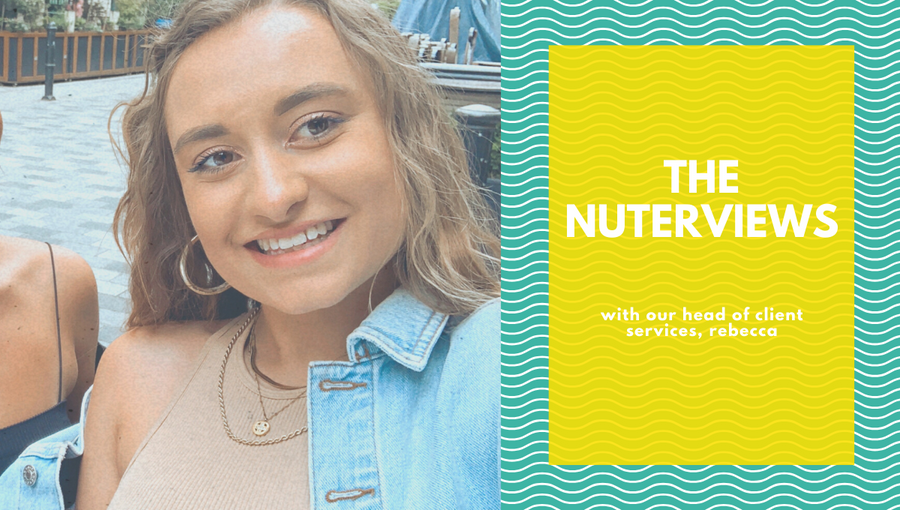 In the latest in our series of interviews with members of the Nutcracker team we sit down with our Head of Client Services, Rebecca East to explore the role she plays in our fast paced B2B marketing agency.