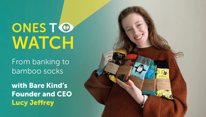 In the first of our Ones to Watch interview series, we speak to Bare Kind's Lucy Jeffrey about burnout, building a support network and more.