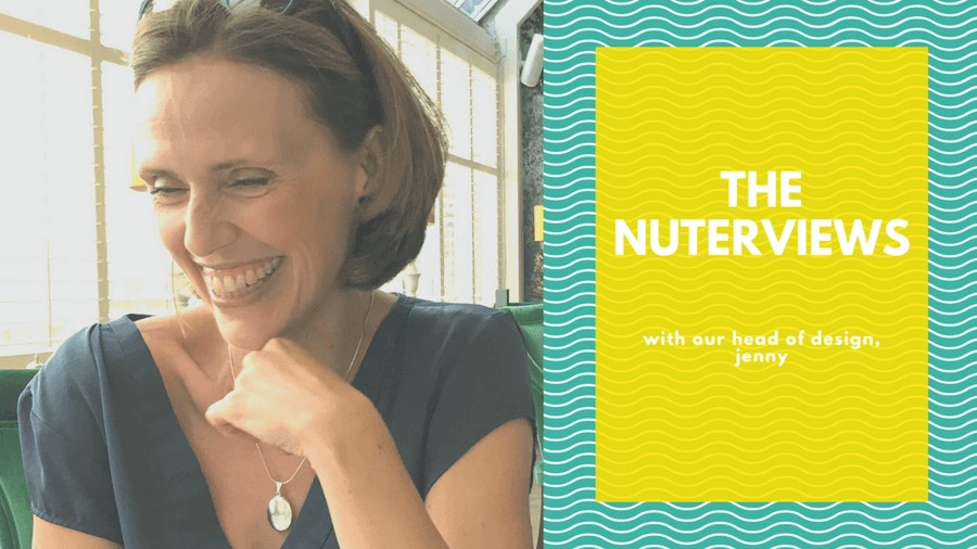 Next up in our series of interviews with members of the Nutcracker team we sit down with our Head of Design, Jenny Knowles to explore the role she plays in our fast paced B2B marketing agency.