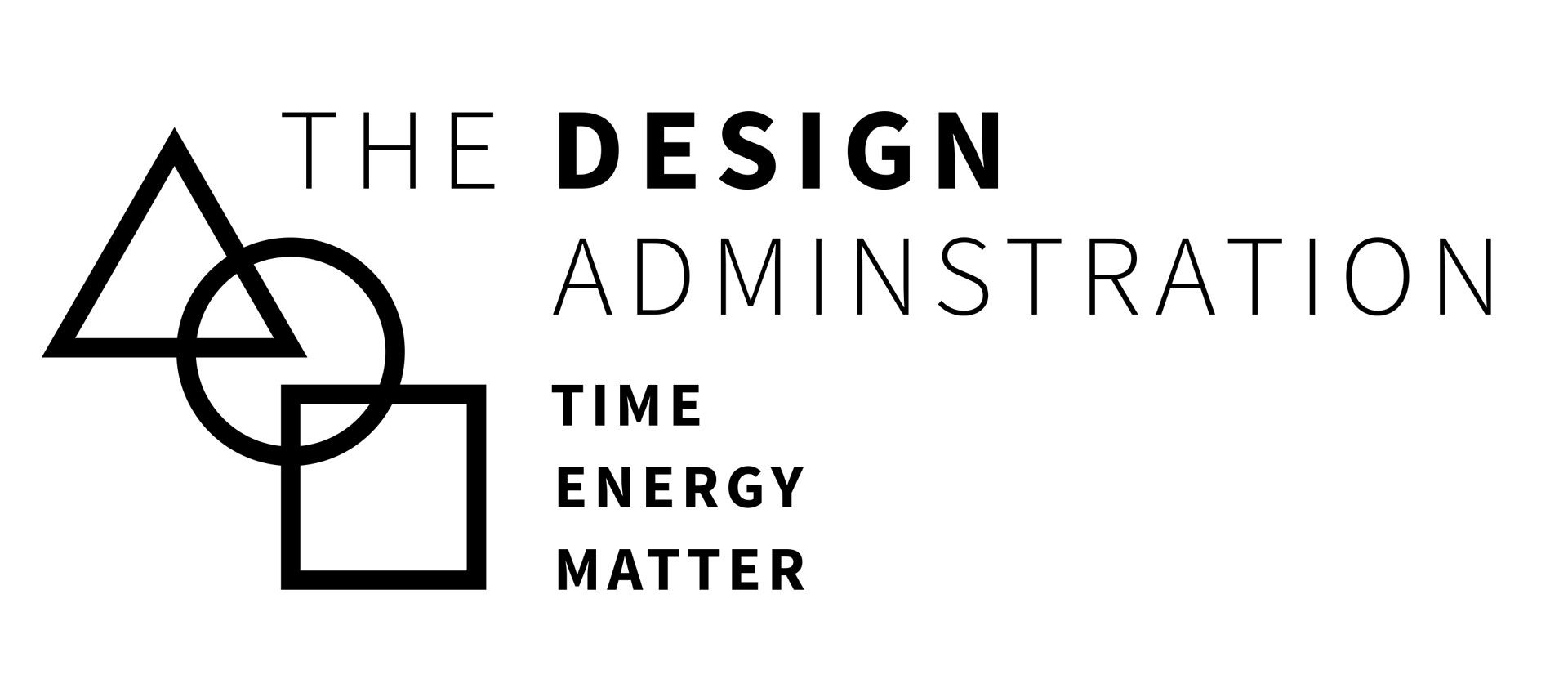 The Design Administration logo