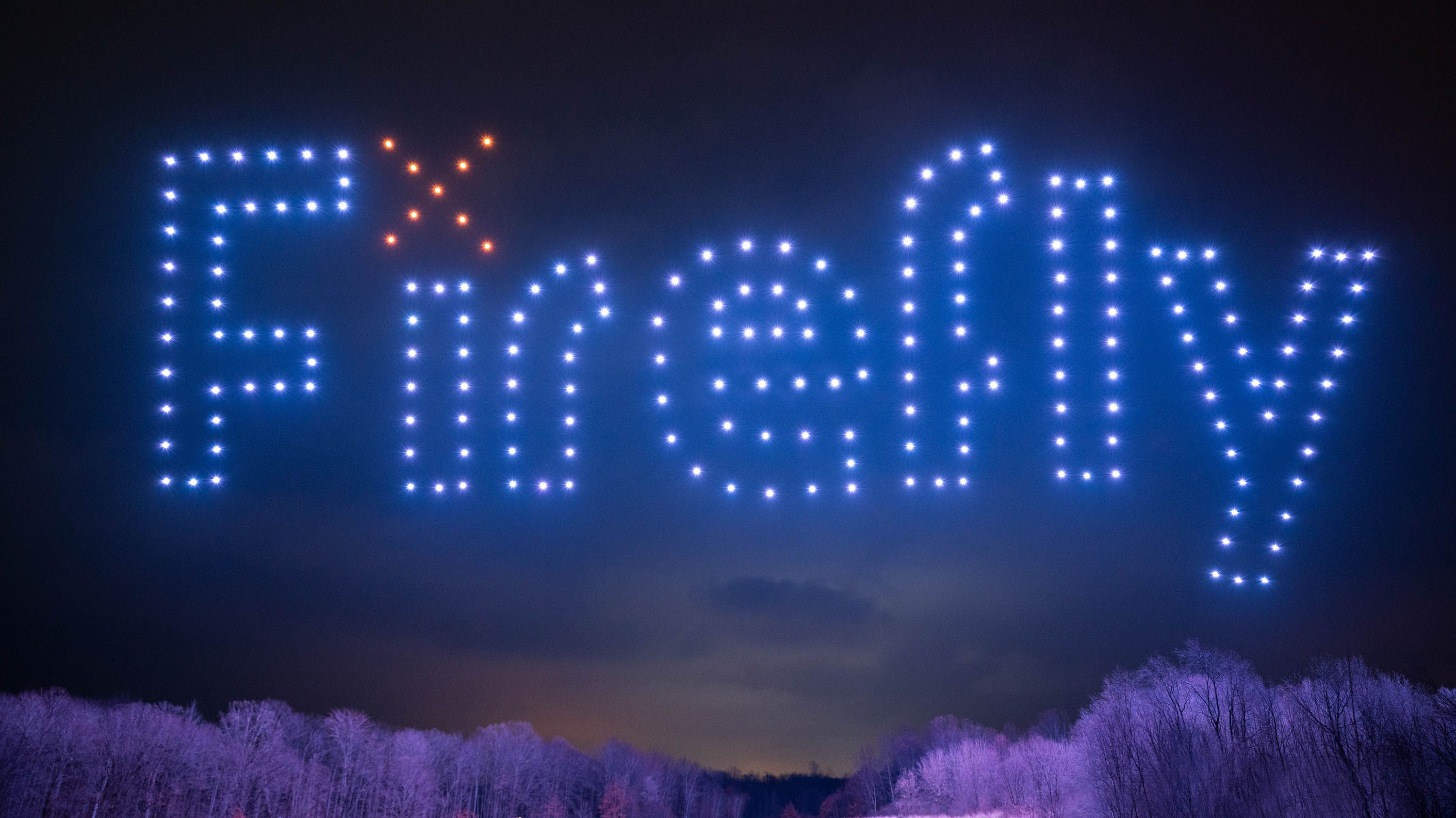 Firefly Drone Shows