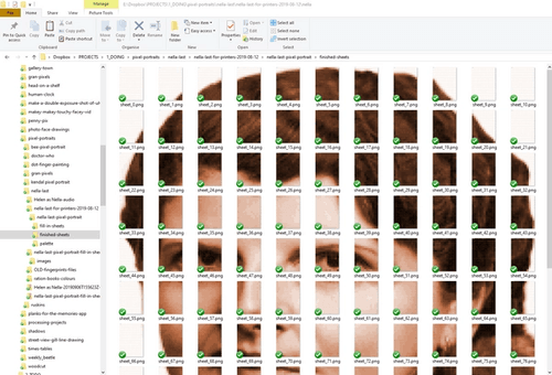 Print file thumbnails in windows explorer