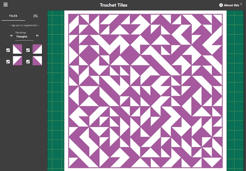 tile generator screenshot