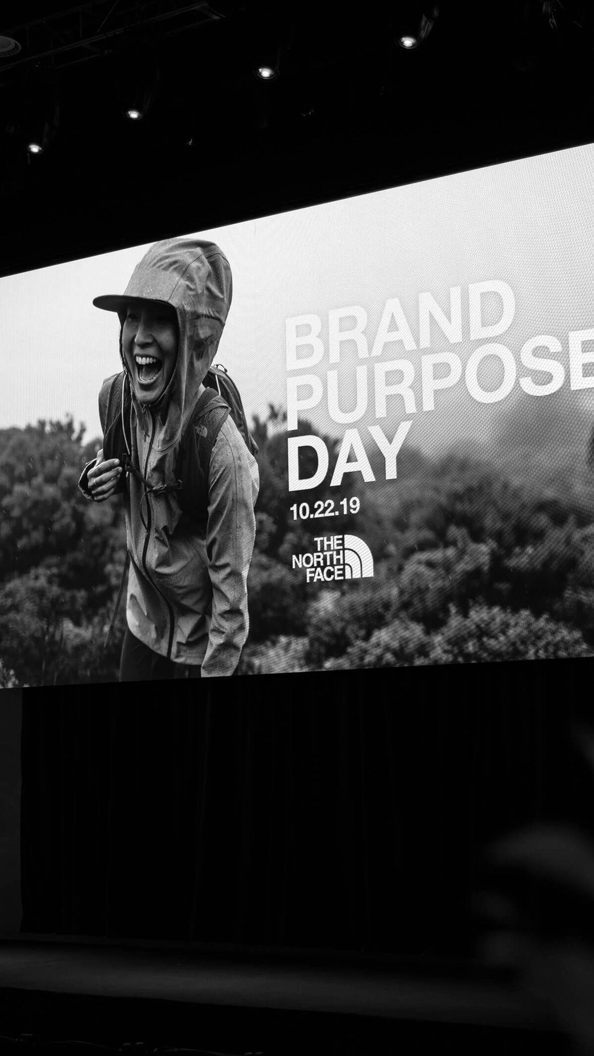 The North Face Brand Purpose Day 2019 Mobile