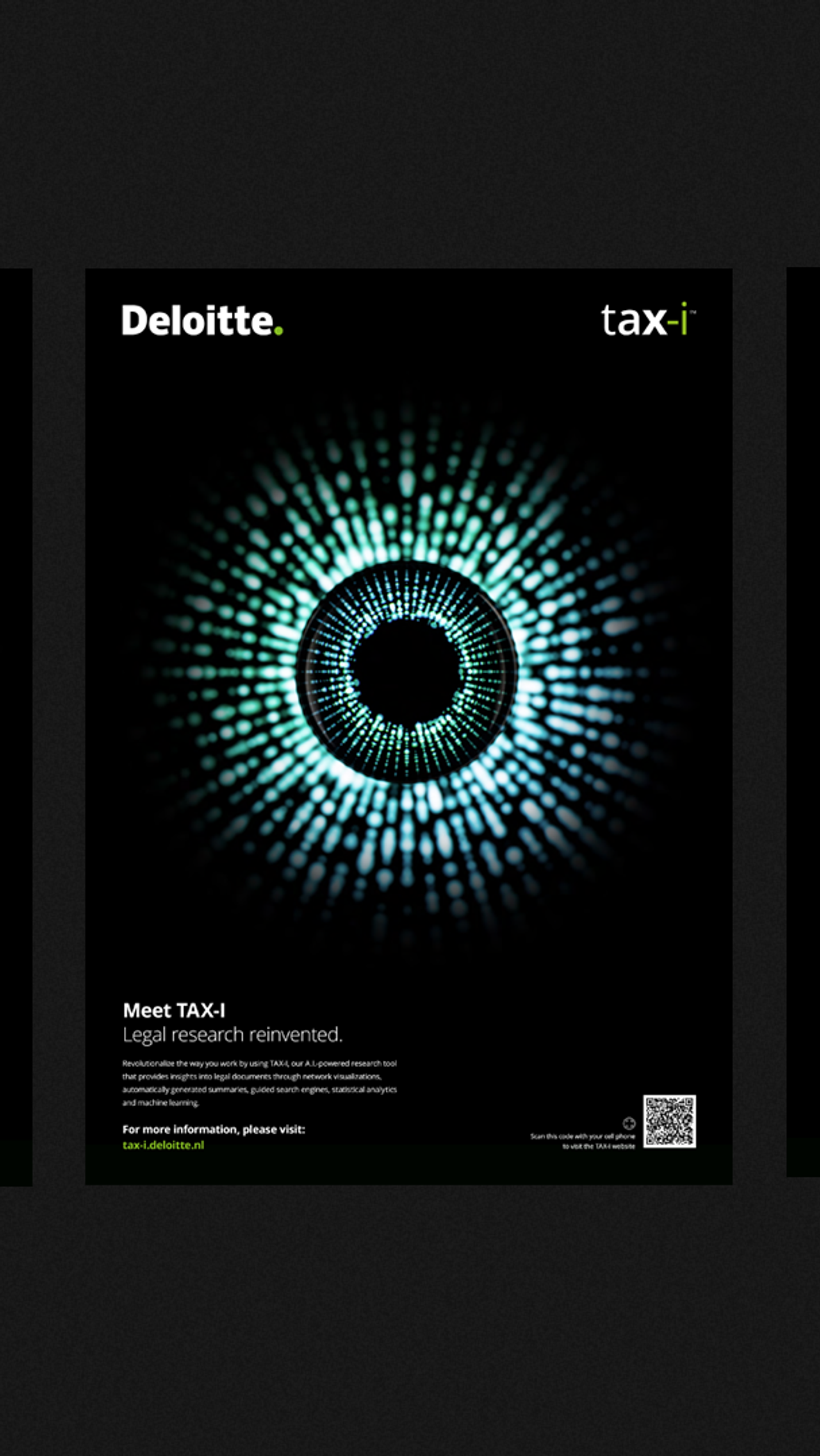 Deloitte TAX-I Posters