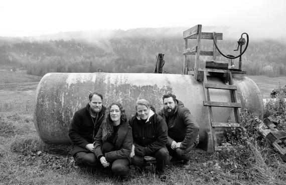 SKÆVV-TUR med LEMUR! Utendørs konsert og vandrende hørespill på Brannfjell i Oslo