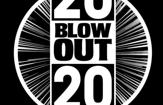 Blow Out 2020 - Tiår og like fri!