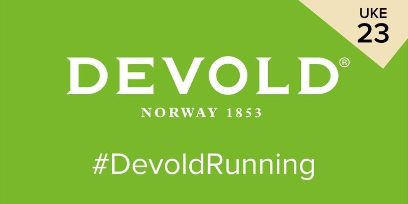 Devold running