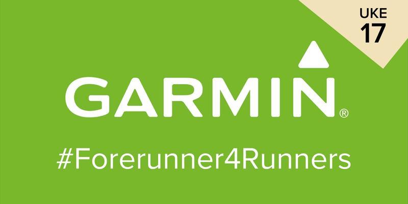 forerunner for runners garmin
