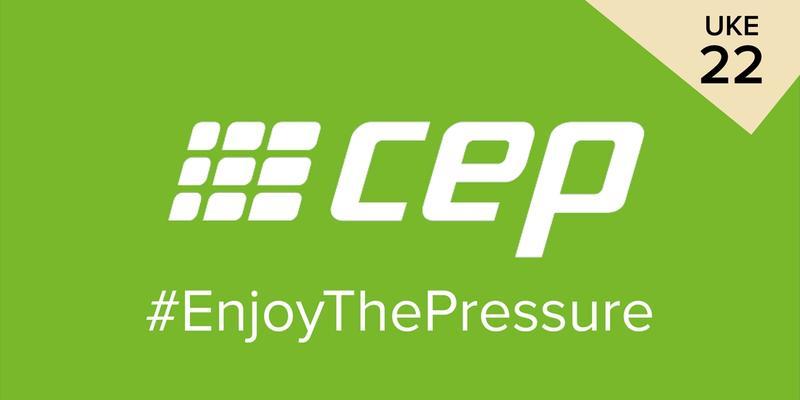 Cep Enjoy the pressure