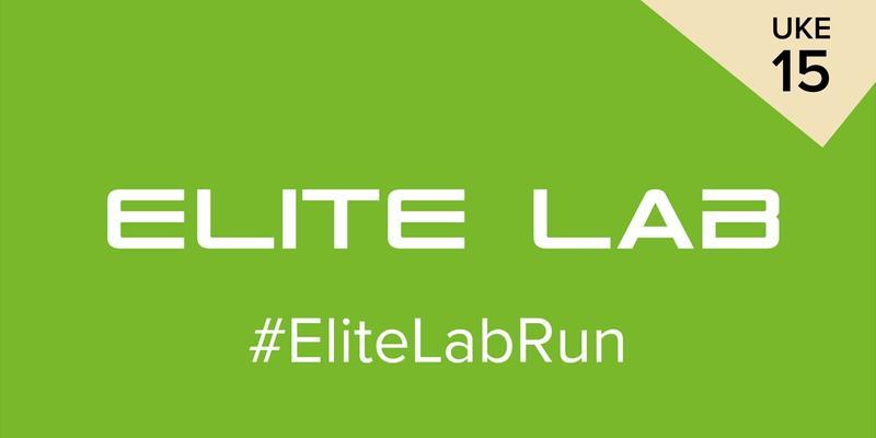 elite lab run