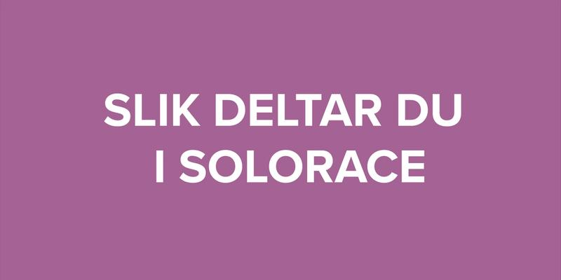 Slik deltar du i Solorace
