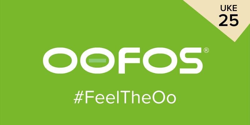 Oofos Feel the Oo