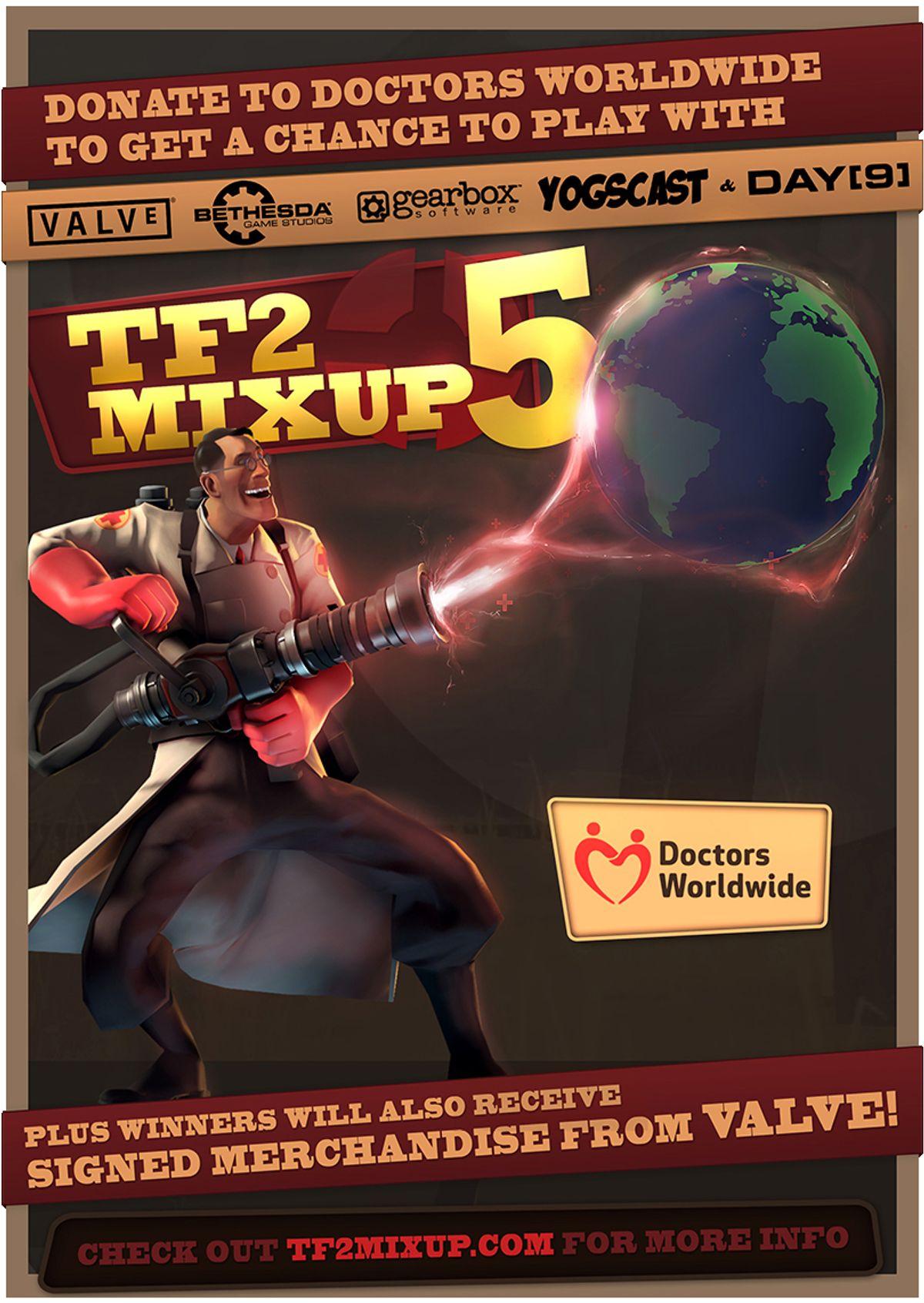 Mixup 5 poster