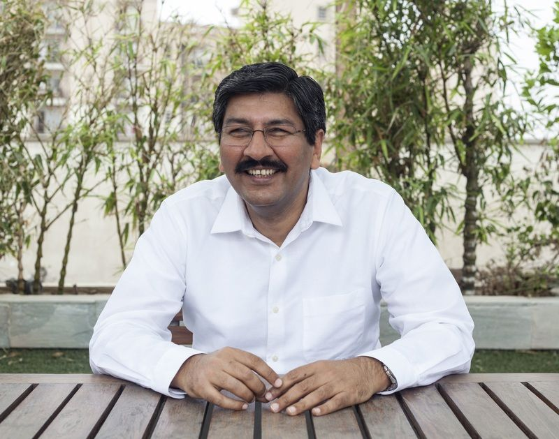 A photo of Vivek Mathur