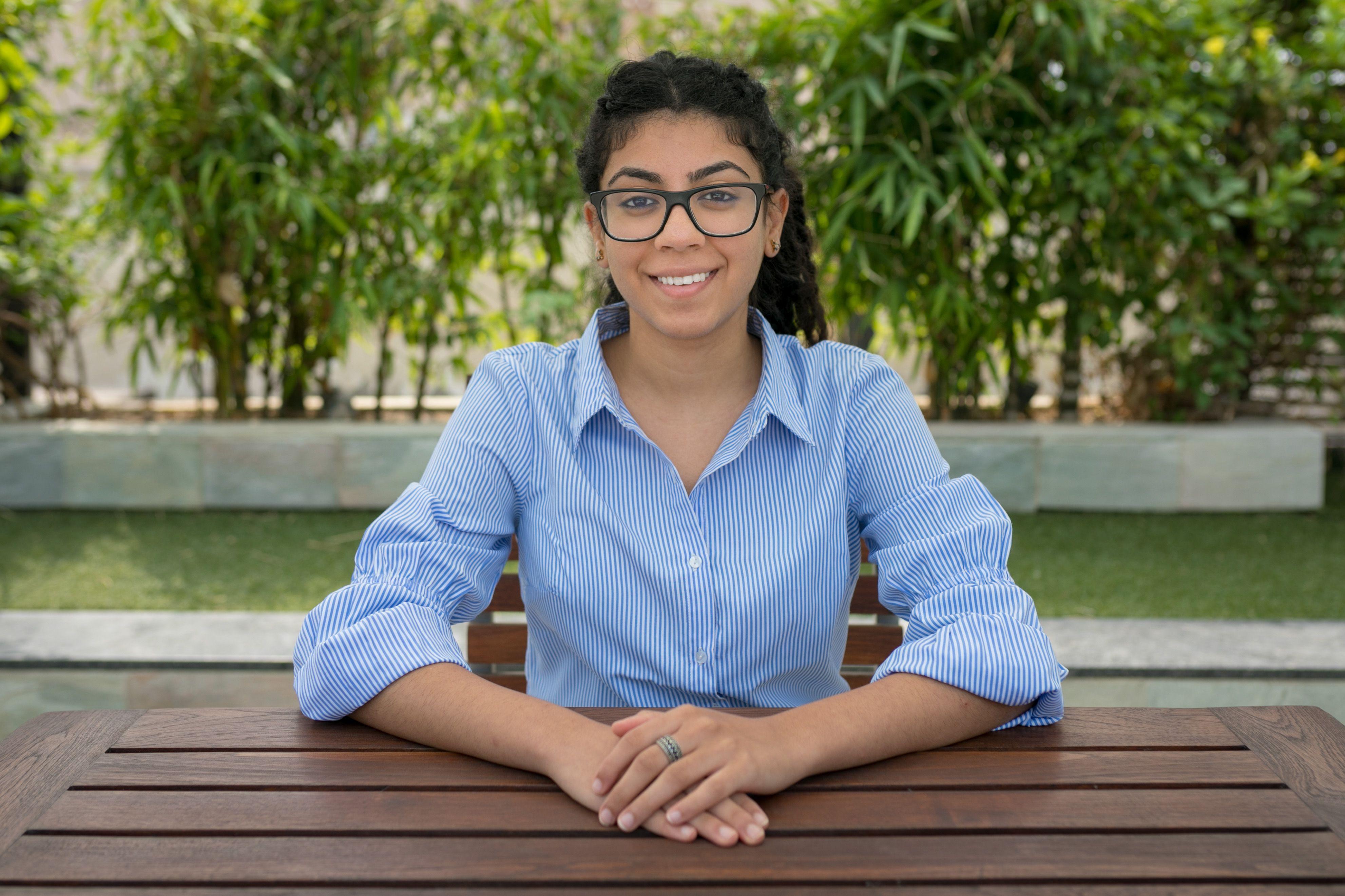 A photo of Kavya Tandon