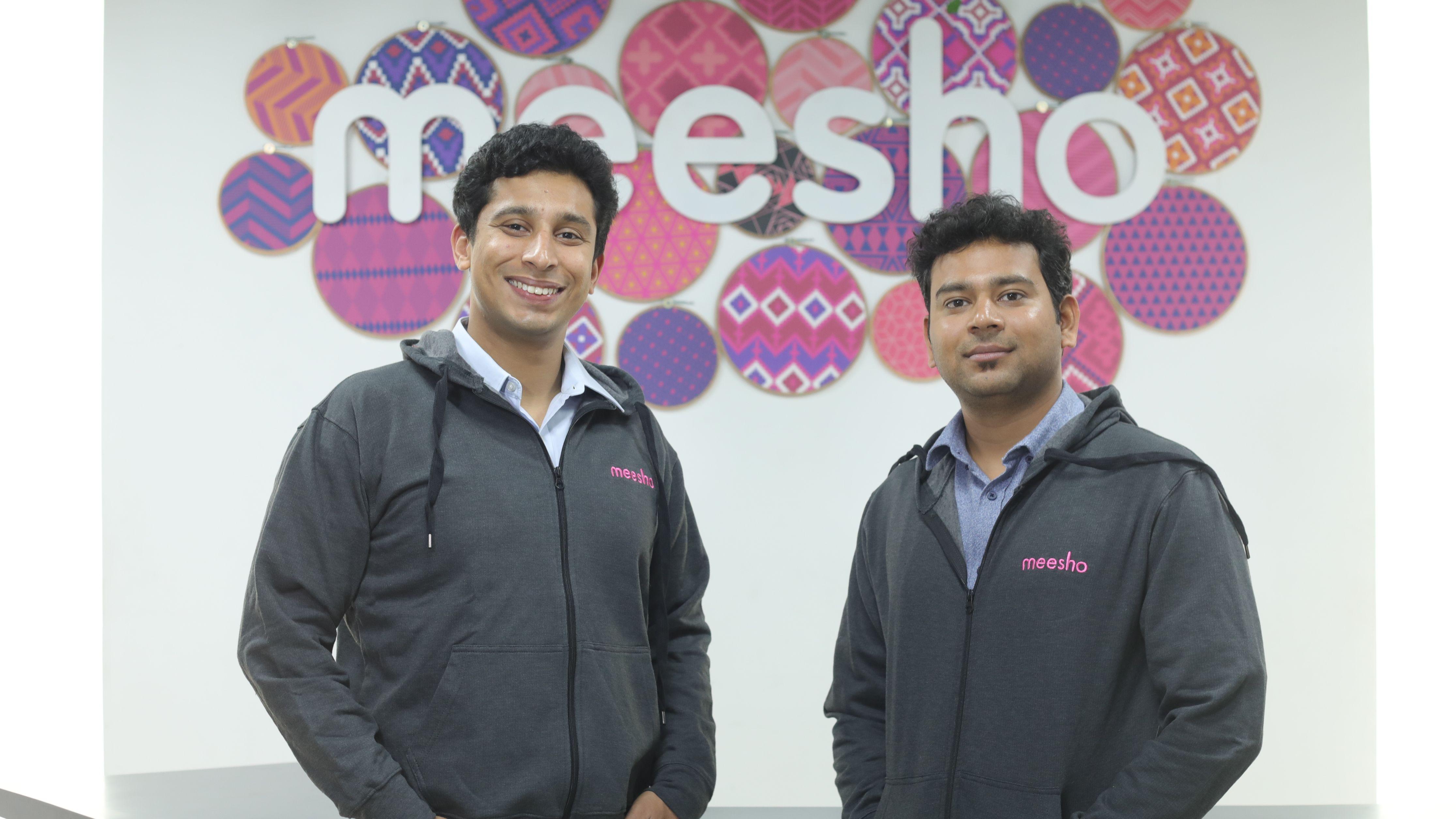 Meesho Founders