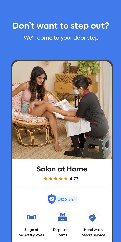 UC salon at home