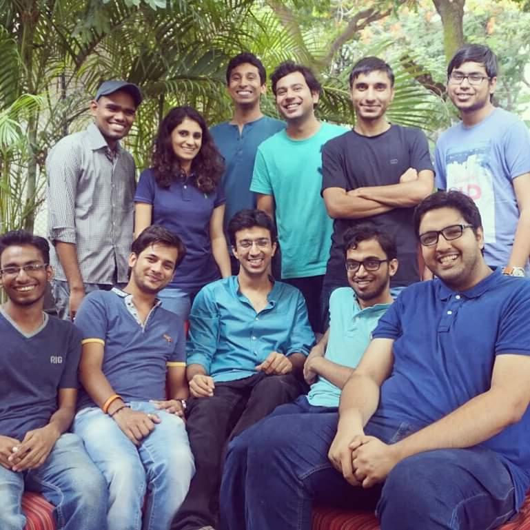 Team Meesho, May 2016