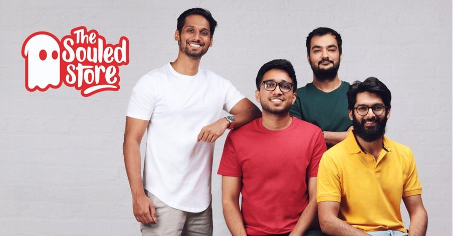The Souled Store Founders