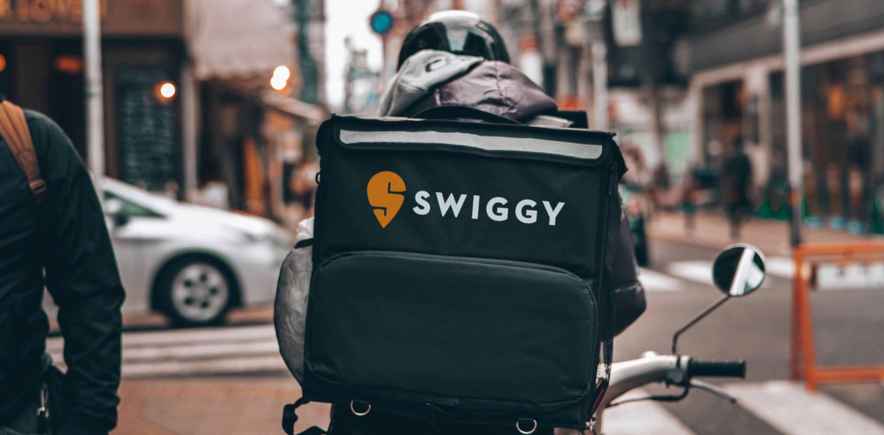 Swiggy Courier