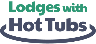 Lodges with hot tubs logo