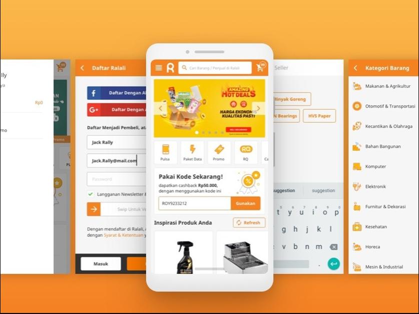 Indonesia's Largest B2B E-Commerce Marketplace