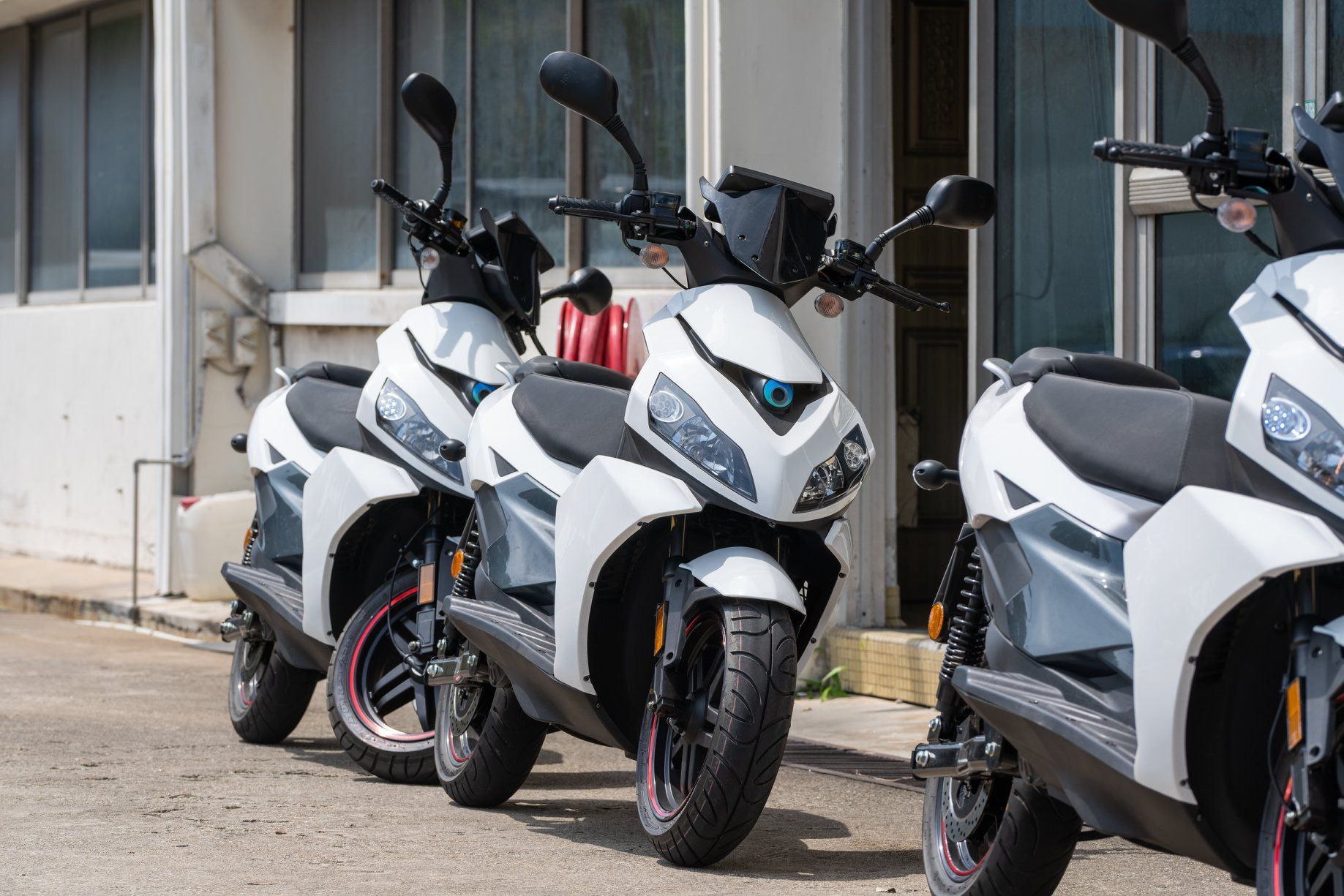 Southeast Asia's First D2C Electric Motorbikes