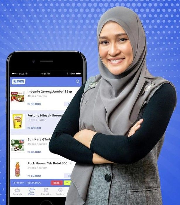 Social Commerce Group Buying Platform for Second, Third-tier Cities, and Rural Indonesia