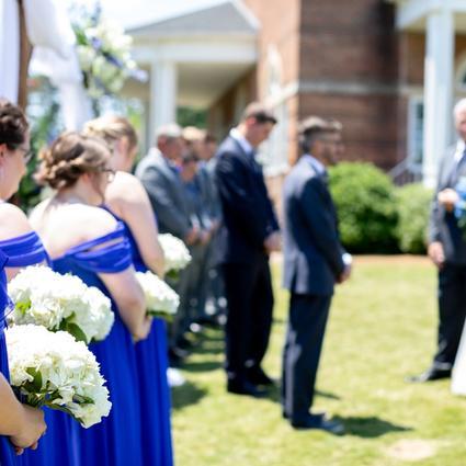 Schindler Wedding Flower Arrangement Examples