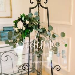 Shobe Wedding Flower Arrangement Examples