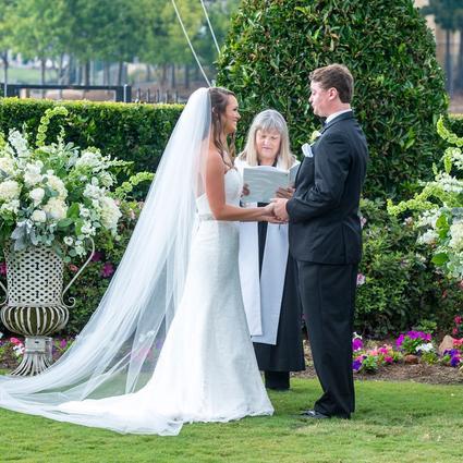 Epperson Wedding Flower Arrangement Examples