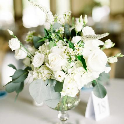 Syska Wedding Flower Arrangement Examples