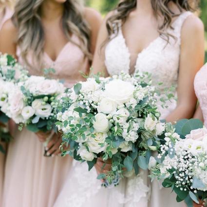 Joyner Wedding Flower Arrangement Examples