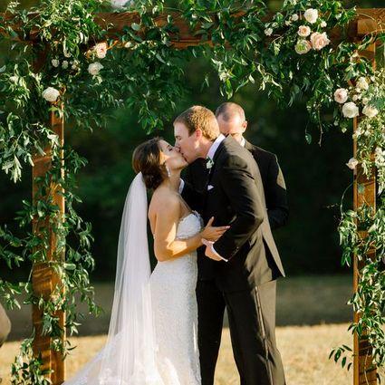 Gilbert Wedding Flower Arrangement Examples