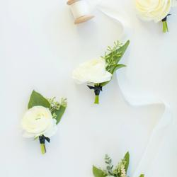 Godfrey Wedding Flower Arrangement Examples