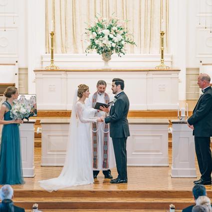 Deibert Wedding Flower Arrangement Examples