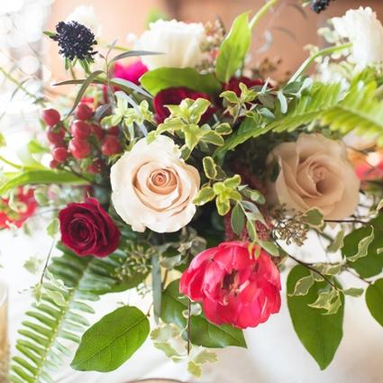 Debreuil Wedding Flower Arrangement Examples