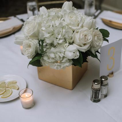 Reiher Wedding Flower Arrangement Examples