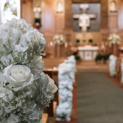 Reiher Wedding Flower Arrangement Examples