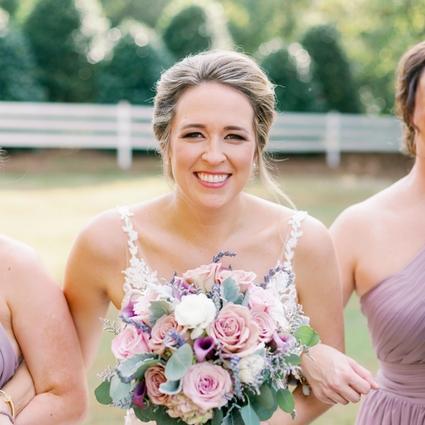 Berg Wedding Flower Arrangement Examples