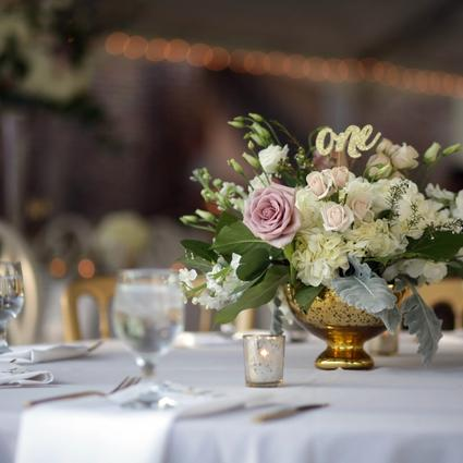 Pedulla Wedding Flower Arrangement Examples