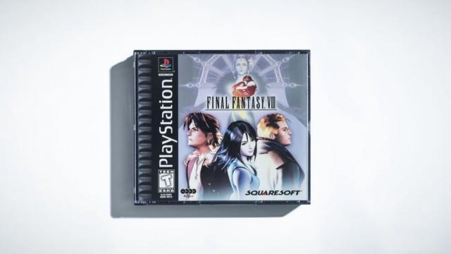 Final Fantasy 8, на которую Electronic Arts положила глаз при создании Square EA, разошлась тиражом более 8 миллионов копий на разных платформах. | Фотограф: Джонатан Кастильо.