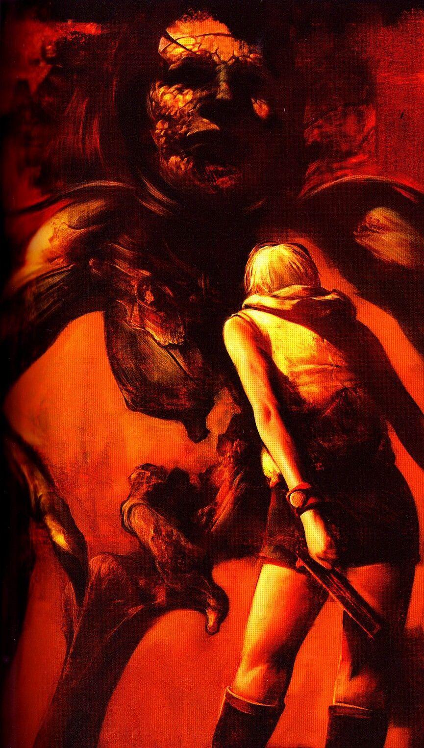 Один из образов Бога в Silent Hill.
