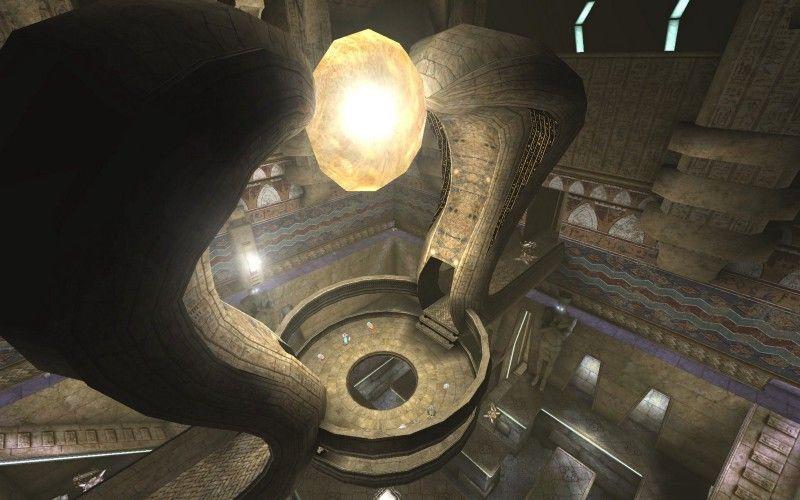 Serpentine в Unreal Tournament 2004.