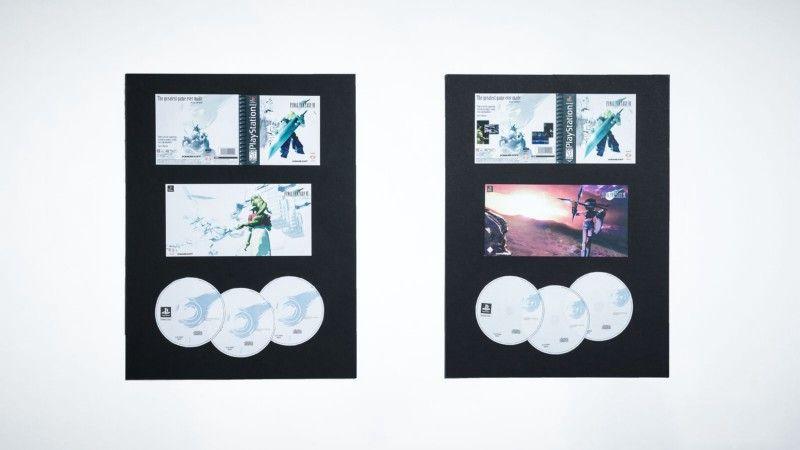 В дополнение к маркетинговым документам, Бамбергер хранил набор концепт-бордов, которые Sony использовала в выборе между различными вариантами оформления руководств к игре. Фотограф: Джонатан Кастильо; материалы предоставлены Дэвидом Бамбергером.