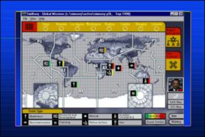 Скриншот SimNavy низкого разрешения. Проект разрабатывался в Военно-морской академии последипломного образования. (63)