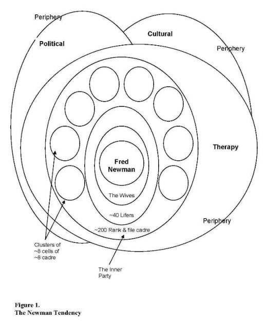 Схема организации Ньюмана.